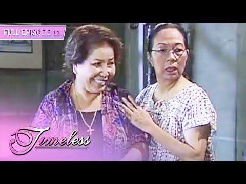 Full Episode 11 | Timeless (Sana'y Wala Nang Wakas - English Dubbed)