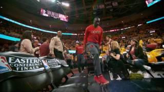 Raptors Confidential: Bismack Biyombo by NBA