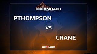 pthompson vs Crane, game 1