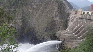 Chamba India  city pictures gallery : Chamera Dam, Chamba, India