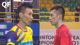Video LEE Chong Wei vs NG Ka Long Angus Badminton Asia Team Championships 2018 MP3, 3GP, MP4, WEBM, AVI, FLV Februari 2018