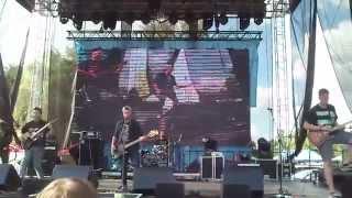 Video Ranná Nevoľnosť - Stratený v čase (live Slížovica 2014)