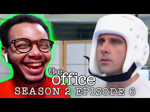 "The Office Season 2 Episode 6 ""The Fight"" REACTION!"