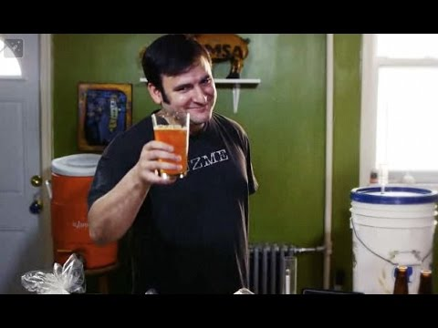 Making Beer at Home with Chris Cuzme | Beer Brewing