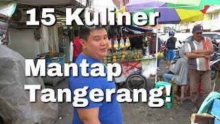 Video 15 KULINER MANTAP di TANGERANG #1 MP3, 3GP, MP4, WEBM, AVI, FLV November 2018