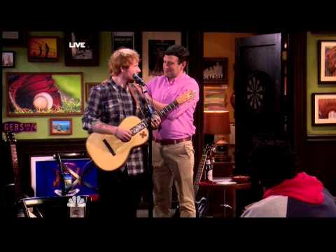 Ed Sheeran on Undateable