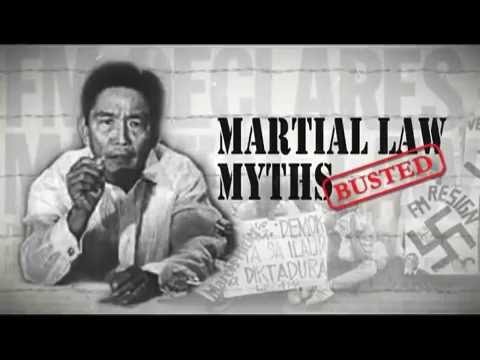 History With Lourd - Martial Law
