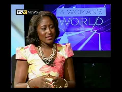 A WOMAN'S WORLD EP 5A - AFRICAN BEAUTY