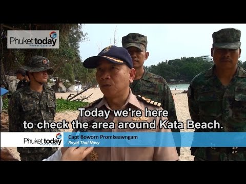 Navy investigate bullying claims on Kata Beach