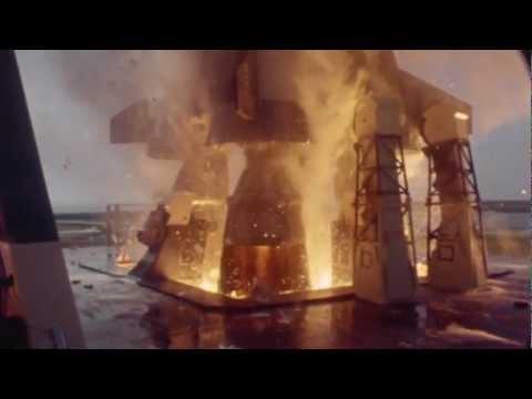 Apollo 11 Saturn V Launch explained