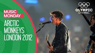 I Bet You Look Good on the Dancefloor - Arctic Monkeys live @London 2012 | Music Monday