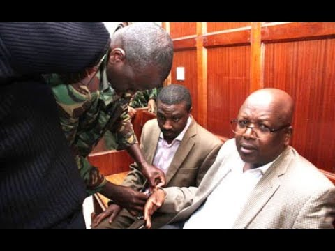 KPC Managing Director Joe Sang denies abuse of office charges.
