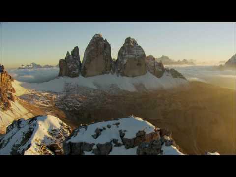 Die Dolomiten - Unesco Weltnaturerbe