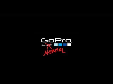 Go Pro Be Normal