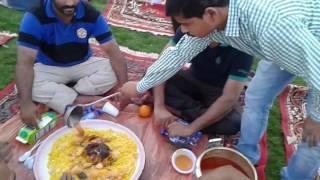 مشروع إفطار صائم بجمعية البر الخيرية بروضة هباس لعام 1437هـ