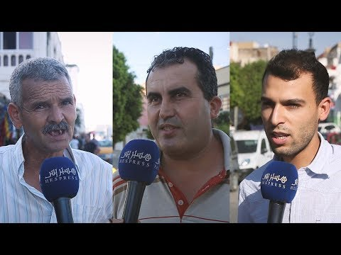 العرب اليوم - شاهد  زانيون يعبرون عن آرائهم في مشكلة البطالة في
