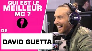 David Guetta élit le meilleur maitre de cérémonie ! - Marion et Anne-So