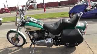 10. 2009 Harley-Davidson Softail Custom - Used Motorcycle For Sale
