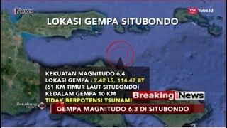 Video BMKG: Gempa Situbondo Tidak Berpotensi Tsunami, Warga Diimbau Tidak Panik - Breaking iNews 11/10 MP3, 3GP, MP4, WEBM, AVI, FLV Oktober 2018