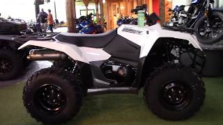 10. 2019 Suzuki King Quad 400 4x4 ASI - New ATV For Sale - Medina, Ohio