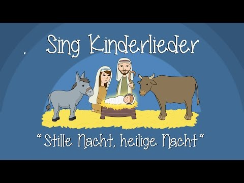 , title : 'Stille Nacht, heilige Nacht - Weihnachtslieder zum Mitsingen | Sing Kinderlieder'