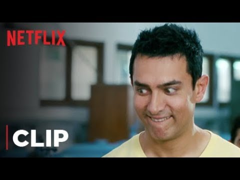 What is a machine? | 3 Idiots | Netflix