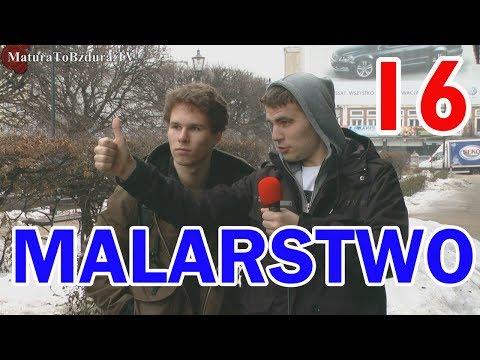 Matura To Bzdura - MALARSTWO odc. 16