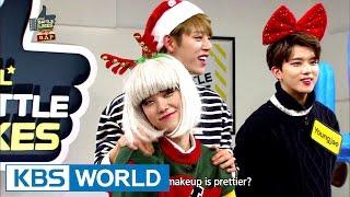 Video Idol Battle Likes | 아이돌 배틀라이크 Ep.2 - B.A.P [ENG/2016.12.23] MP3, 3GP, MP4, WEBM, AVI, FLV November 2017