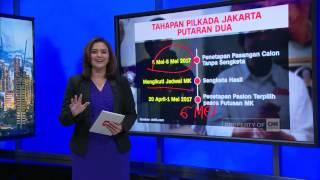 Ahok & Anies Harus Jalani  Tahap Ini Dalam Pilkada DKI Putaran...