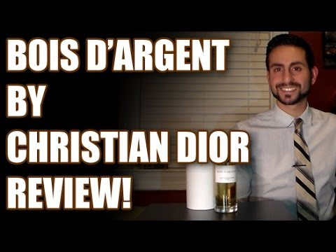 Bois d'Argent by Christian Dior Fragrance / Cologne Review