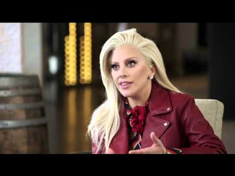 Lady Gaga Gets Patriotic Talking About Singing The National Anthem