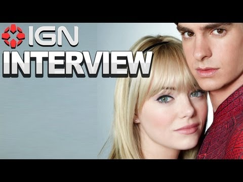 Amazing Spider-Man - WonderCon 2012 Interview