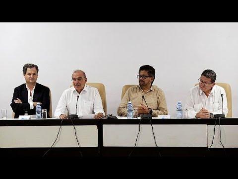 Κολομβία: Επιστρέφουν στο τραπέζι των διαπραγματεύσεων κυβέρνηση – αντάρτες FARC – world