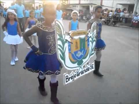 Desfile de 88 de Emancipação política de Brejo Grande/SE