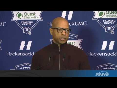 Video: New York Giants talk next steps for Odell Beckham Jr