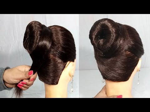 4 Different Juda Hairstyles For Party Everyday Hairstyles For