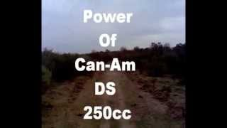 8. can-am ds250 - jumps xD