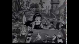Tegnefilm - Betty Boop i Drømmeland  -
