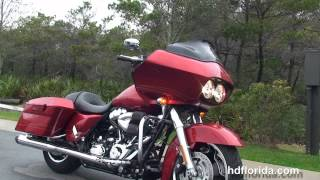 7. 2013 Harley Davidson Road Glide Custom  - Used Motorcycles for sale