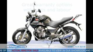 10. Moto Guzzi BREVA 750 - Overview | Motorcycles for Sale from SoManyBikes.com