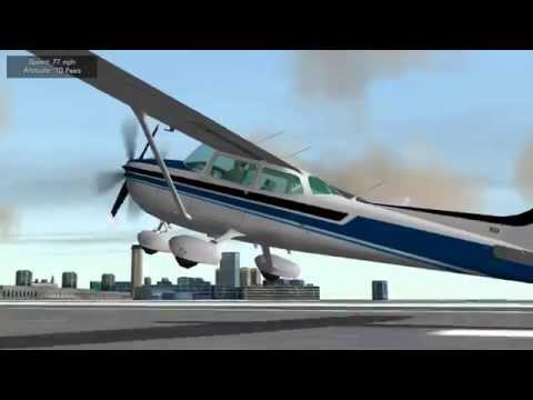 Video of Flight Unlimited Vegas HD Sim