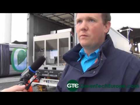 Linde Interview: Hydrogen Vehicle Refuelling Station