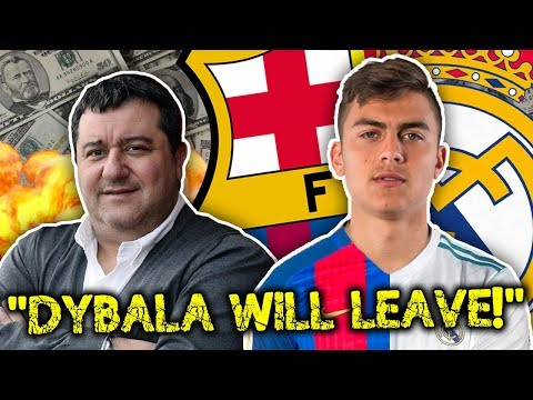 Video: REVEALED: Paulo Dybala To Leave Juventus For... | Transfer Talk