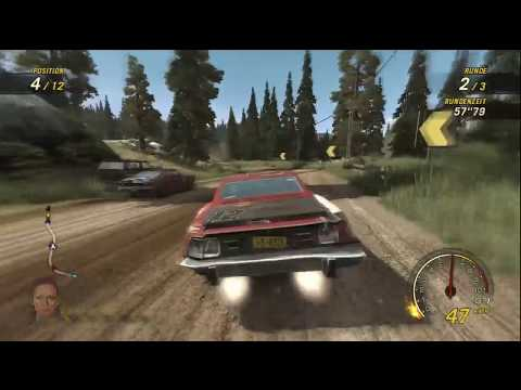 FlatOut Ultimate Carnage Xbox 360