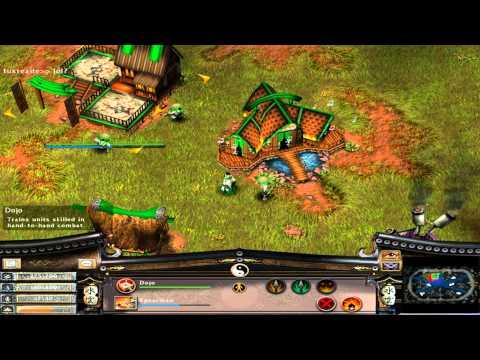 Battle Realms Multiplayer 3v3 #1