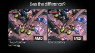 See for yourself the advantage of gaming on AMD Dragon platform vs. Intel Core i7 platform. With AMD, you get a killer gaming...