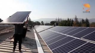 מקור פתרונות אנרגיה - הקמת מערכות סולאריות