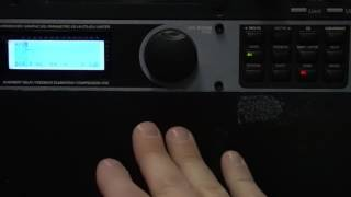 Video How to set up a DBX Driverack PA audio processor MP3, 3GP, MP4, WEBM, AVI, FLV September 2018