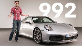 NEW Porsche 911 (992 Generation): In-Depth First Look - Carfection (4K) by Carfection