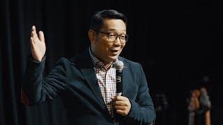 Video Ridwan Kamil (Walikota Bandung) - Masa Depan di Tangan Pemuda | BukaTalks MP3, 3GP, MP4, WEBM, AVI, FLV September 2018
